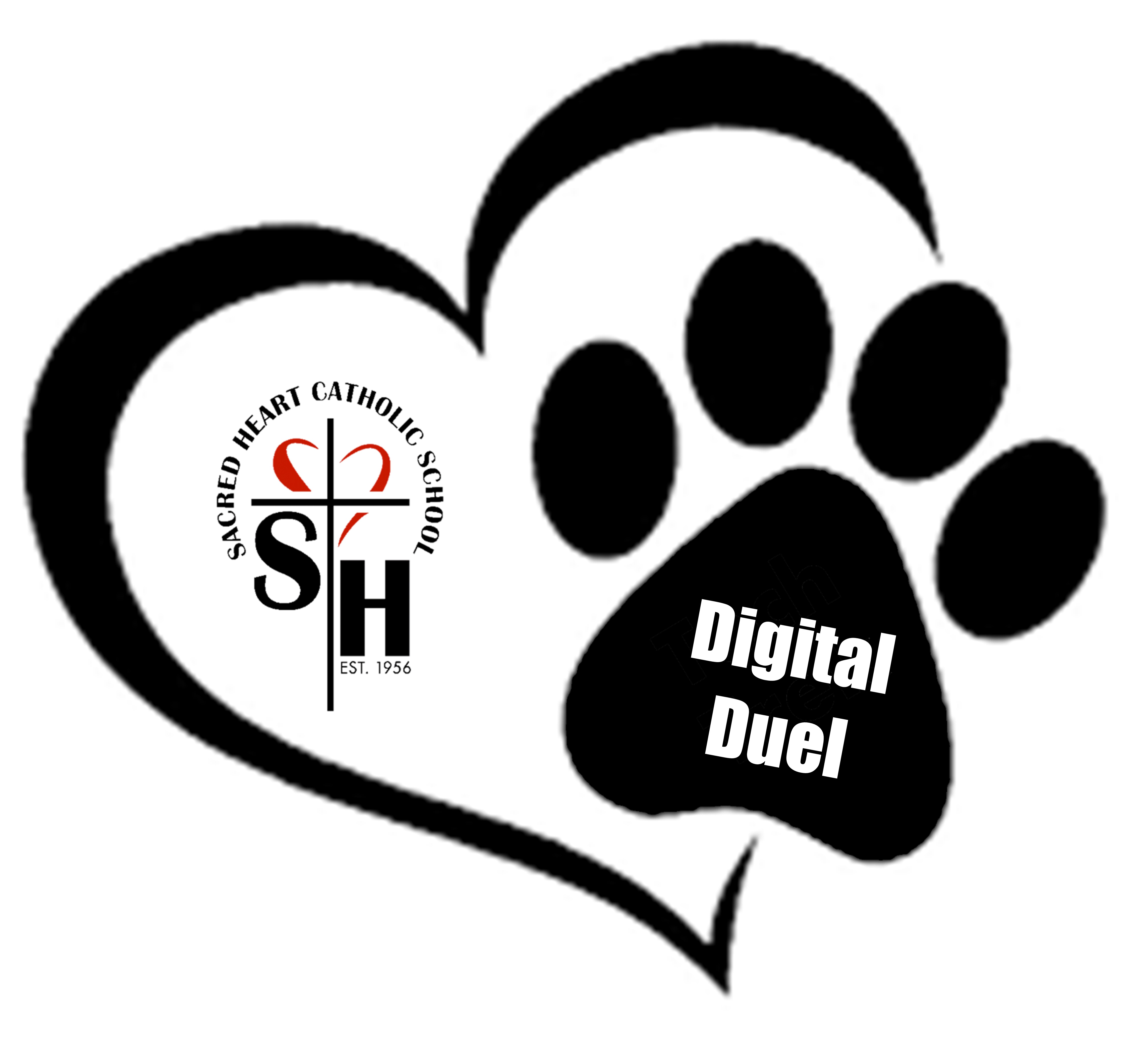 Sacred Heart Catholic School invites you to join in our Digital Duel