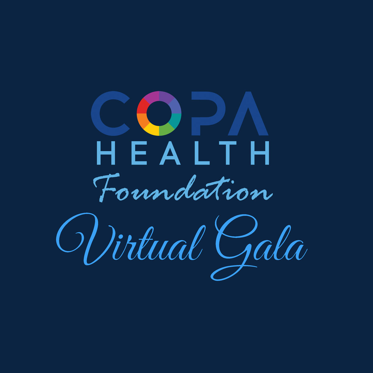 Copa Cares Virtual Gala - October 1, 2020 - 5:30pm PST